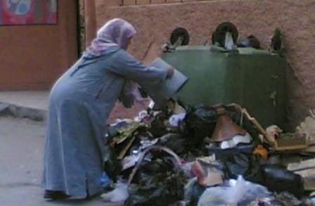 algérie-poubelle
