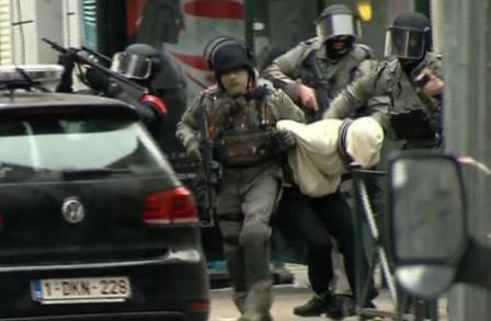 Belgium Paris Attacks