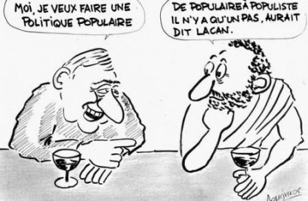 caricature-populaire-populiste
