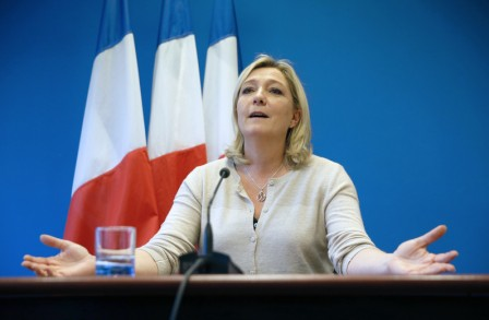 FRANCE-POLITICS-FN-YOUTH
