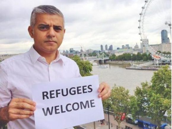 sadiq-khan-refugees-welcome-978x735
