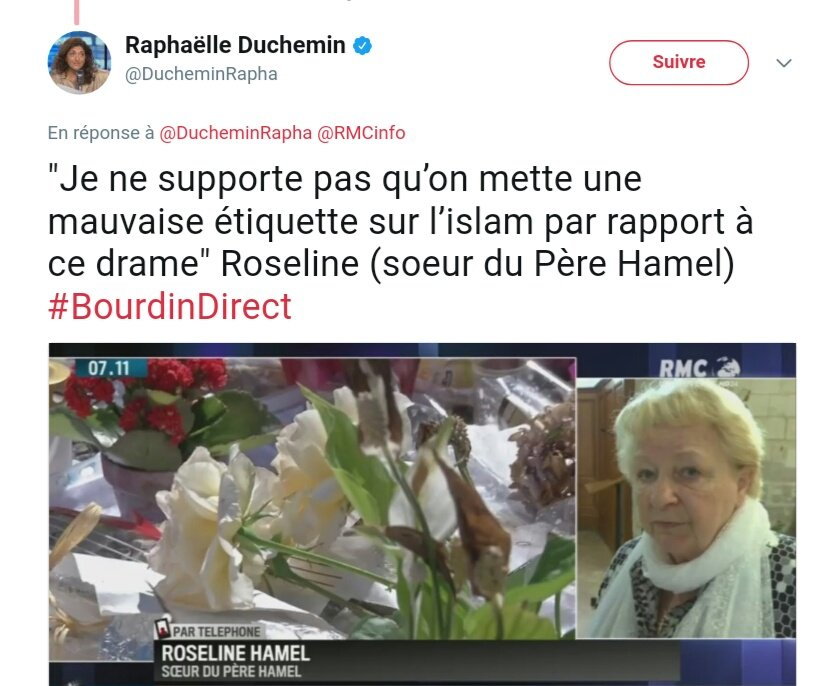 hamel muslim Muslim leaders refuse to bury french remembering father jacques hamel 01:26 (cnn)muslim community leaders have refused to bury one of the.