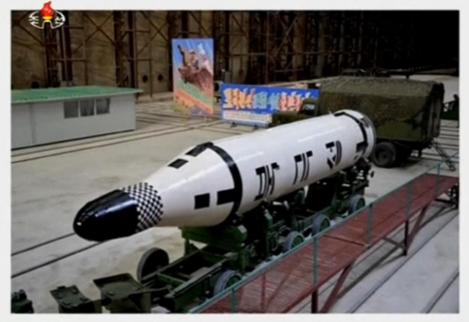 Corée-Nord-nucléaire-missile-1