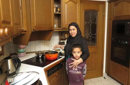 Flüchtlinge, Wohnung, Raunheim