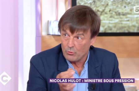 hypocrisie les 9 v hicules moteur de l cologiste nicolas hulot ministre de la transition. Black Bedroom Furniture Sets. Home Design Ideas