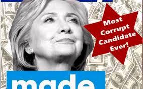 Hillary Clinton Most corrompue