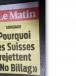 Le Matin: « No Billag » attend un second souffle